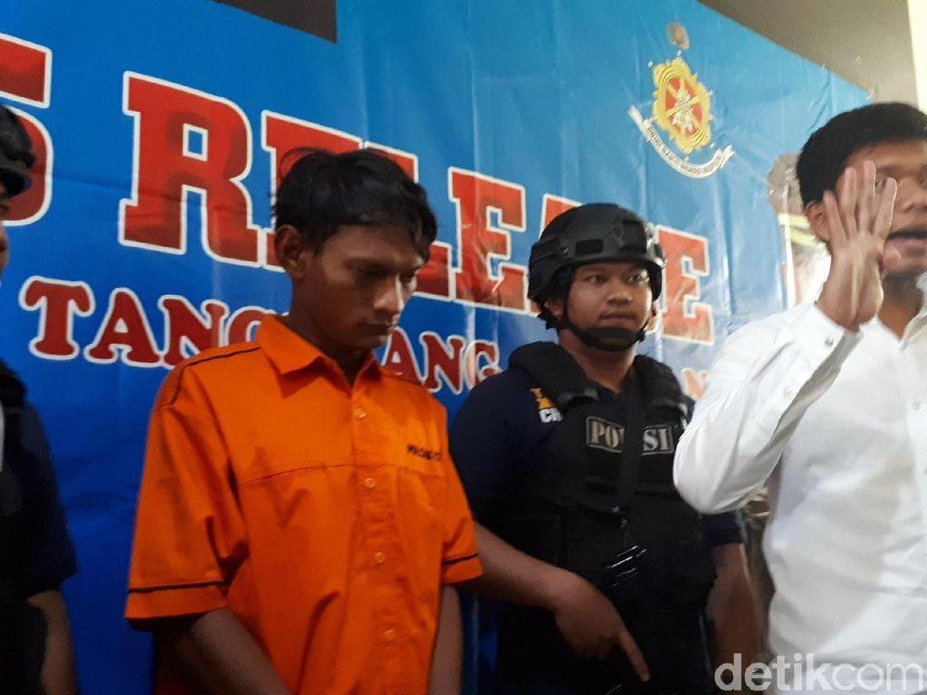 Sopir Angkot Bongkar Makam Teman 3 Jam demi Curi Tali Pocong
