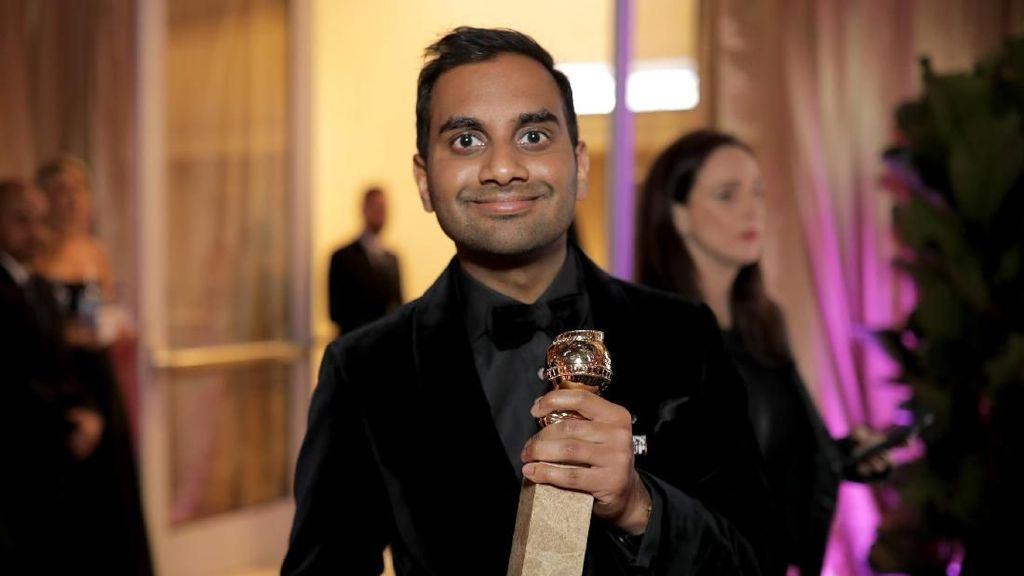 Bintang Serial TV Aziz Ansari Dituding Lakukan Pelecehan Seksual