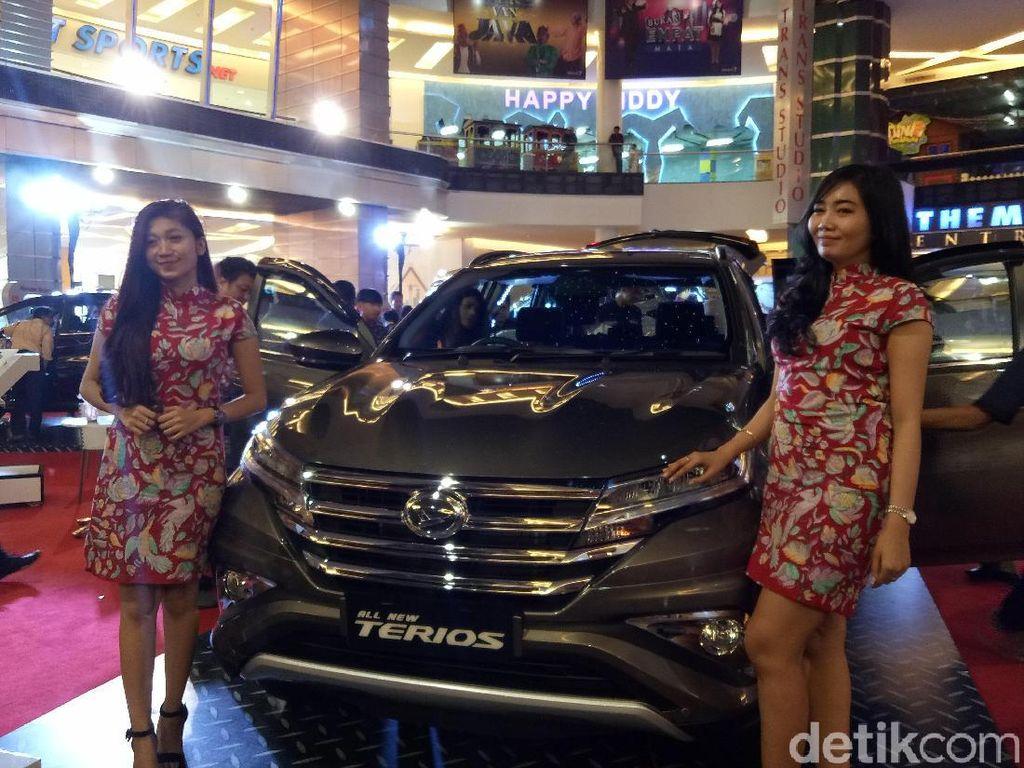 Daihatsu Terios Diluncurkan di Makassar