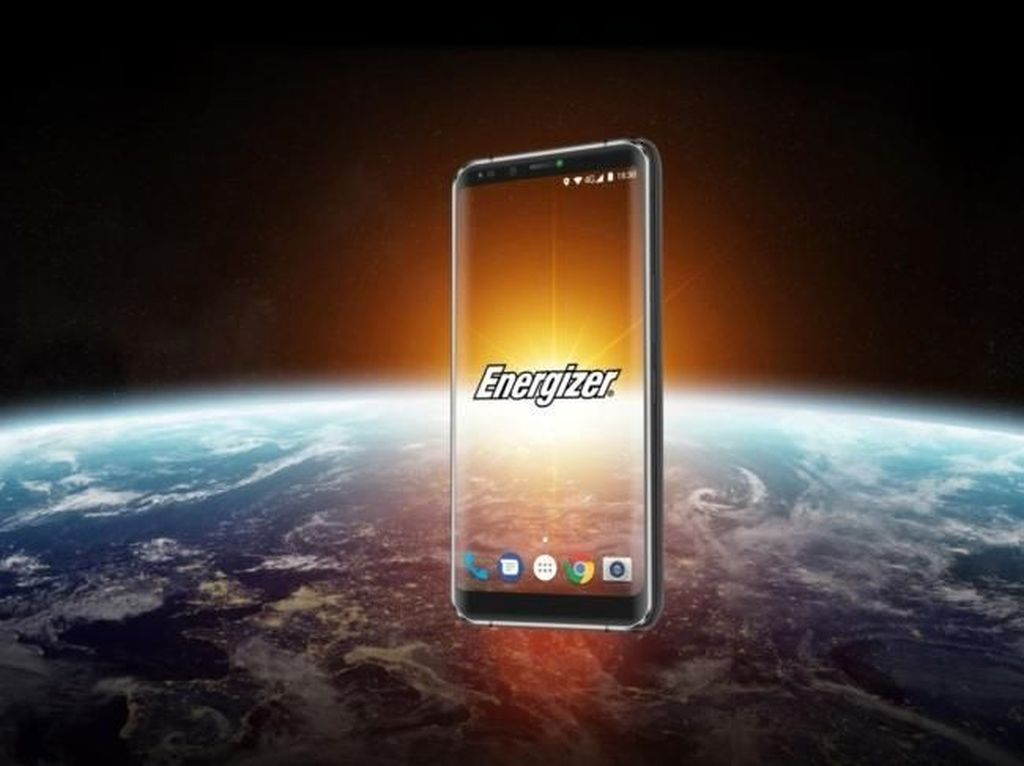 Energizer Rilis Ponsel Usung Layar Kekinian