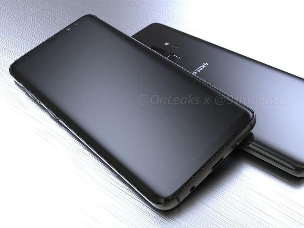 5 Prediksi Kebolehan Galaxy S9