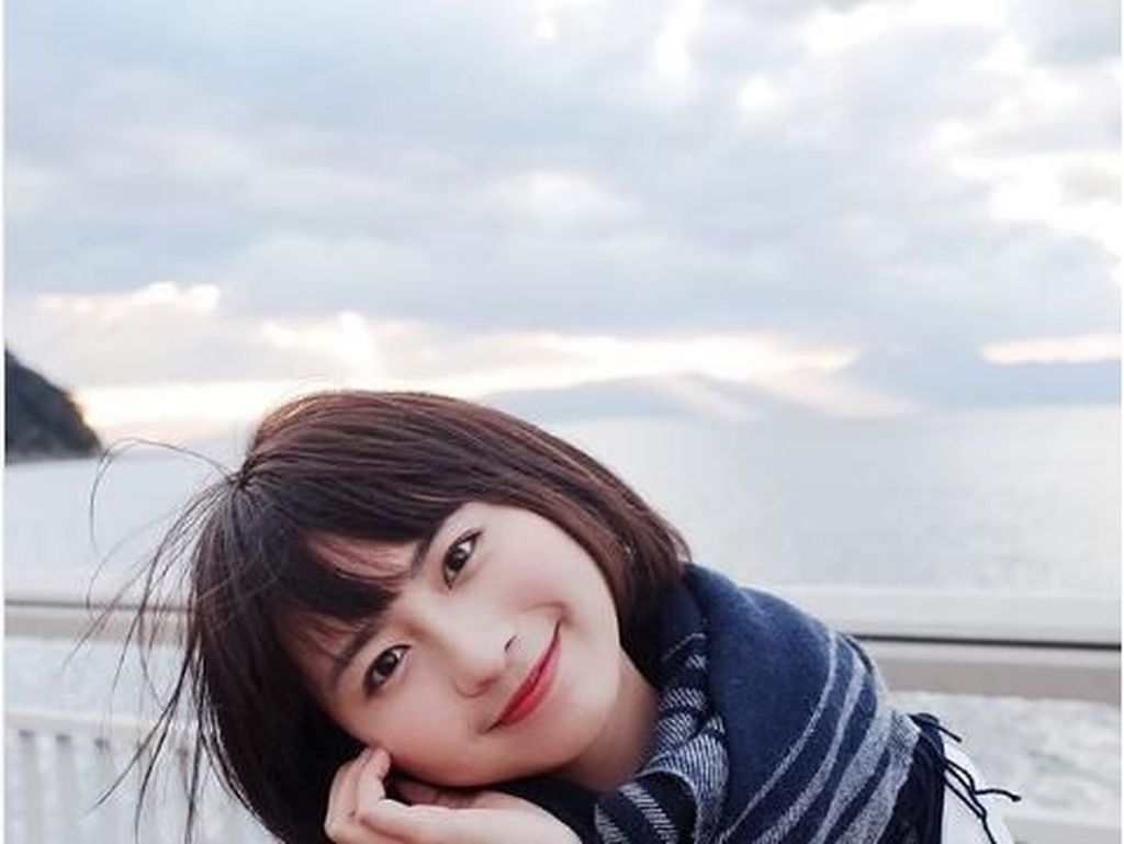 Mirip Aktris Jepang, Gadis China Pukau Pengguna Instagram