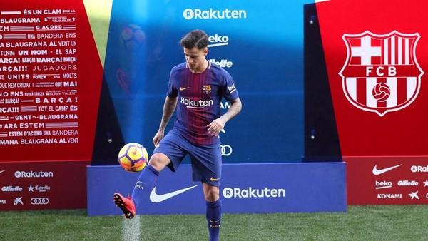 Usai Dapatkan Coutinho, Barcelona Ucapkan Terima Kasih ke Liverpool