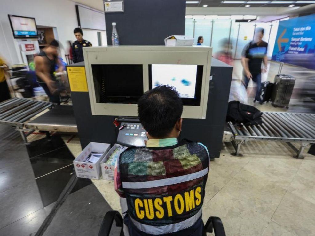 42 Penyelundup Narkoba Ditindak di Bandara Soekarno-Hatta pada 2017