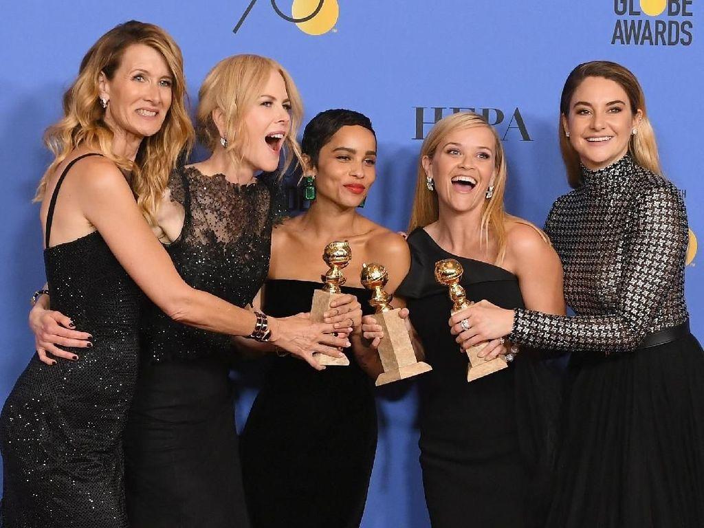 Happy Women! Tawa Para Aktris Cantik Bintang Big Little Lies