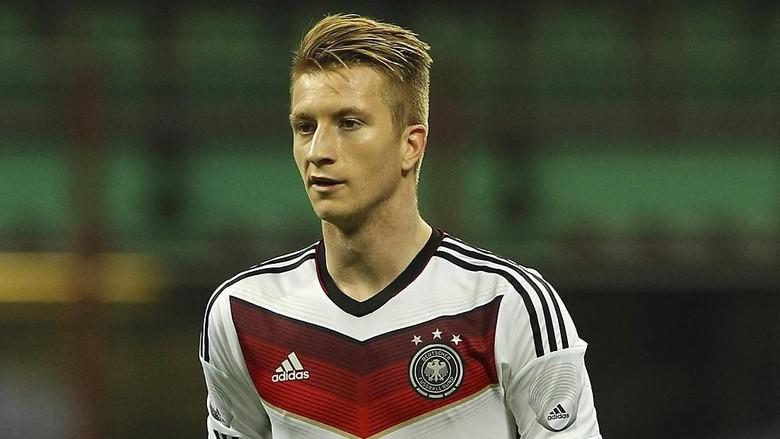 Reus Tetap Optimistis dengan Peluang Mainnya di Piala Dunia 2018
