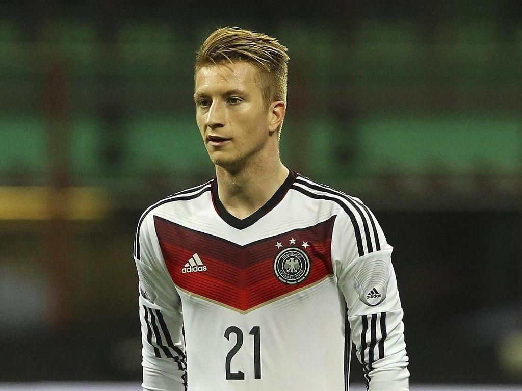 Saatnya Reus Pakai Nomor 10 Timnas Jerman