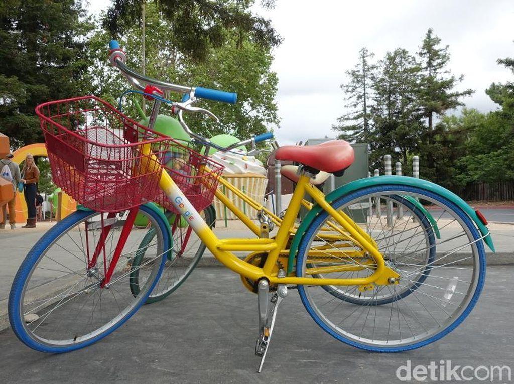 Pusingnya Google Kemalingan 250 Sepeda Tiap Minggu