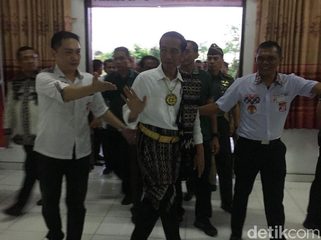 Jokowi: Sudah Lengkap Saya Melihat Indonesia dari Ujung ke Ujung