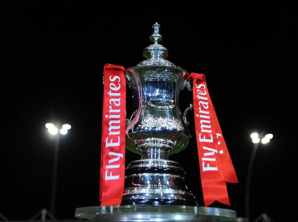 Jadwal Piala FA Babak Semifinal: Arsenal Vs City, MU Vs Chelsea