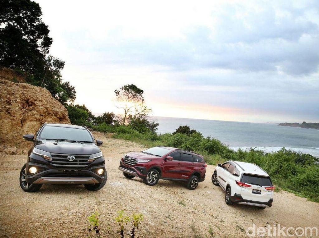 Jurus Toyota Agar Pemilik Rush Lama Tidak Kecele