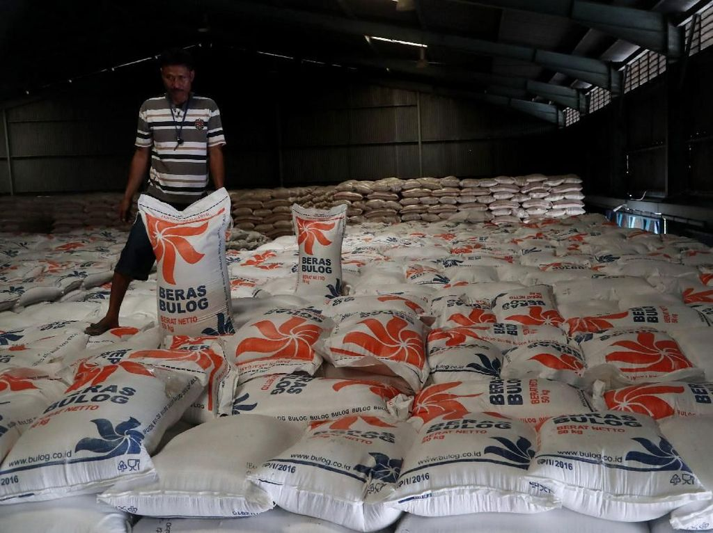 Surplus Beras, Sulselbar Bantu Pasokan ke Jakarta hingga Papua