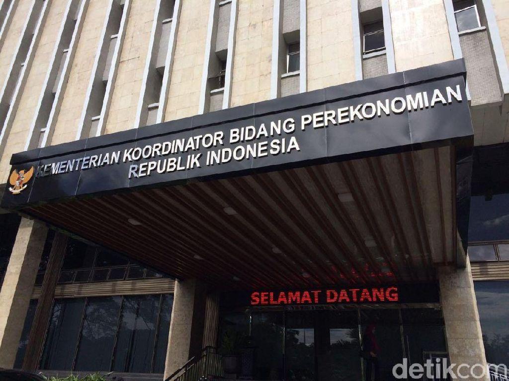 Menkominfo hingga Mendag Rapat di Kantor Darmin Bahas e-Commerce