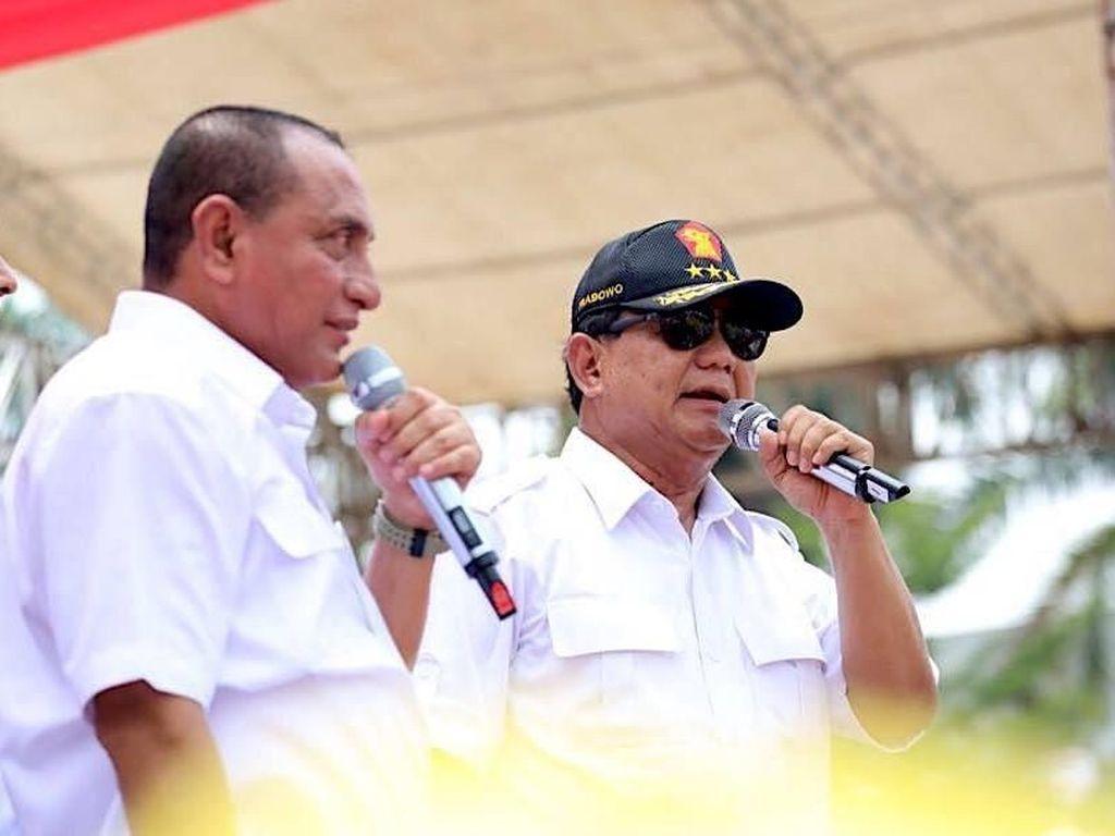 Gerindra: Eramas Menang karena Prabowo dan #2019GantiPresiden