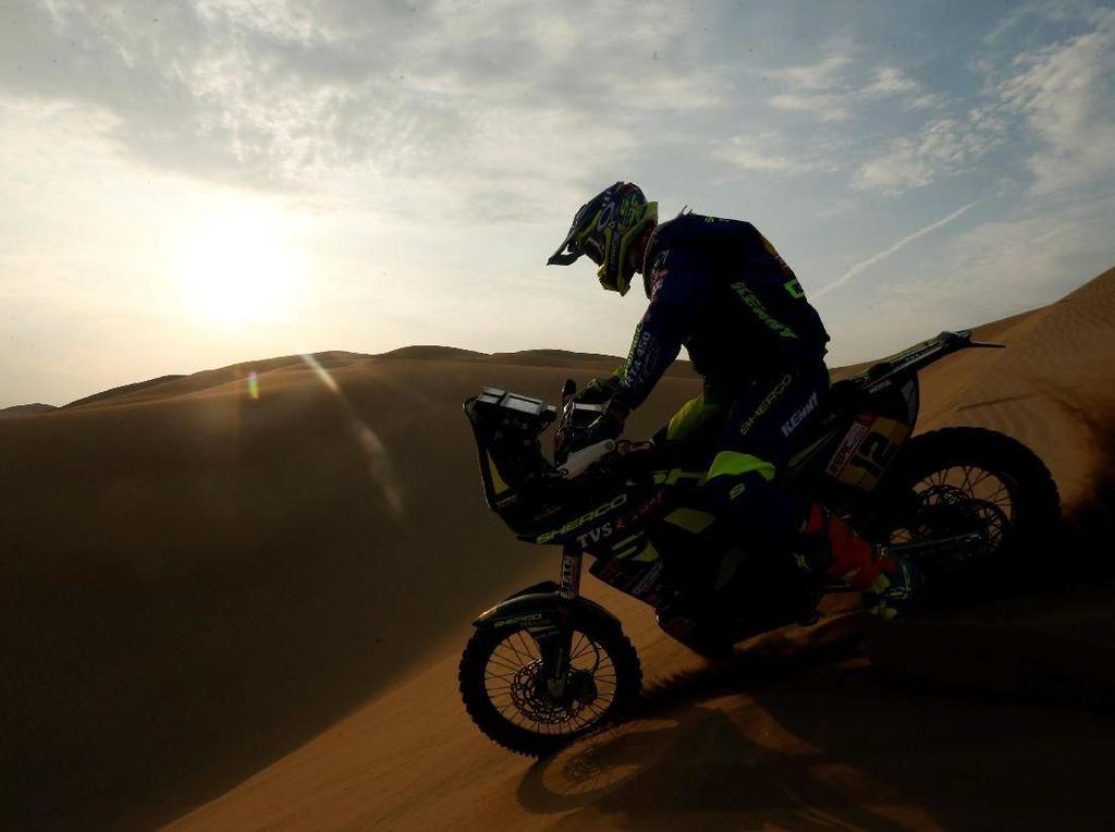 Pebalap Portugal Tewas di Ajang Reli Dakar