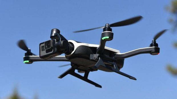 Bos Jakrpo Rakit Sendiri <i>Drone</i> Sebelum <i>Booming</i>