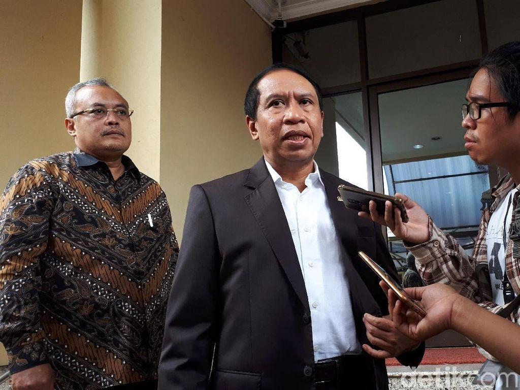 Ketua Komisi II: #2019GantiPresiden Kampanye Ganti Jokowi