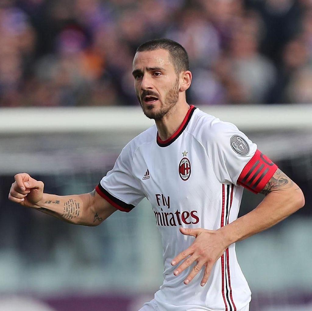 Milan: Bonucci Not for Sale