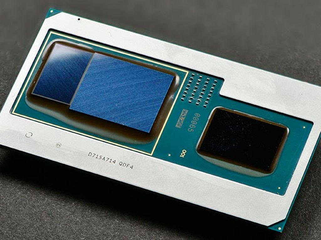 Intel Besut Prosesor dengan Grafis AMD