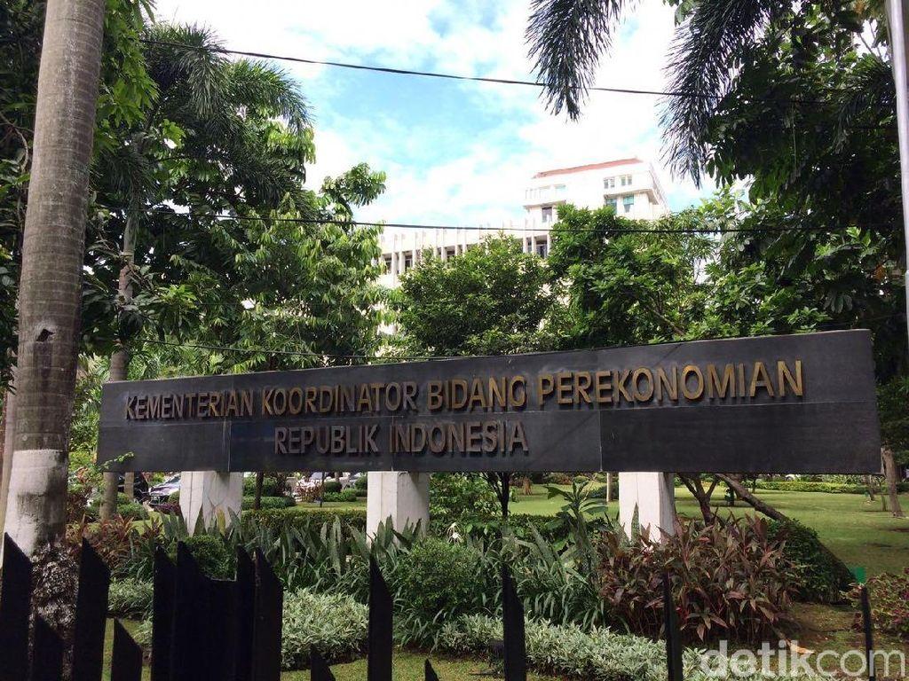 Rapat Pangan, Mendag hingga Dirut Bulog Merapat ke Kantor Darmin