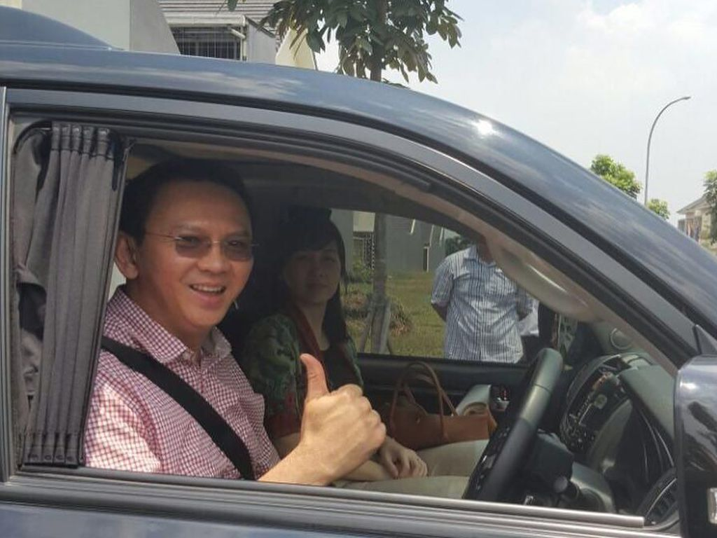 Ahok Pernah Satroni Good Friend Vero