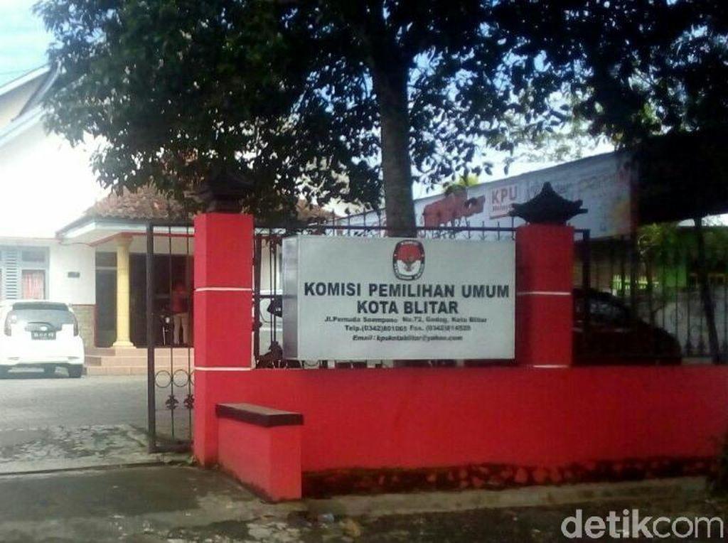 KPU di Blitar Coret 43 Nama Bacaleg