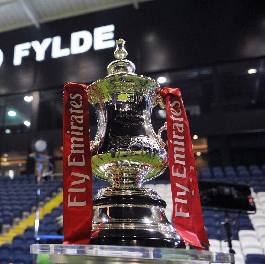 Semifinal Piala FA: MU Jumpa Spurs, Chelsea Ditantang Southampton