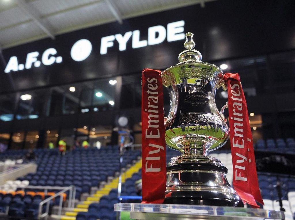 Undian Semifinal Piala FA: City Ditantang Brighton