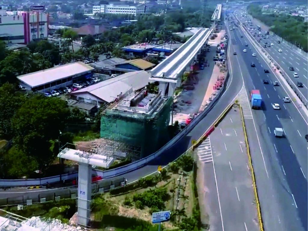 Luhut Rakor Pengadaan Kereta LRT Jabodebek, Ini Hasilnya