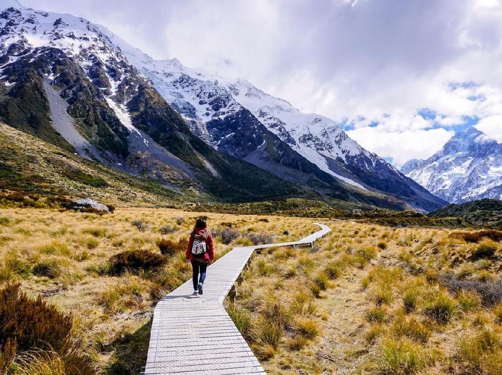 Turis Indonesia Jadi Pasar Utama Selandia Baru