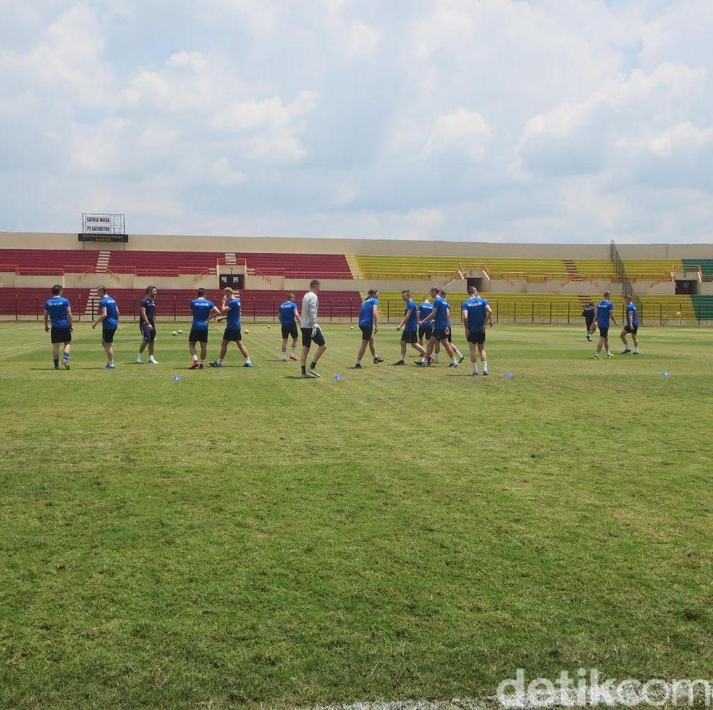 Jajaki Stadion Sultan Agung sebagai Kandang, Persija Sudah Temui Bupati Bantul