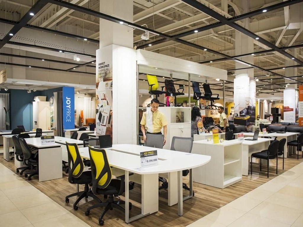 Promo Meja dan Kursi Kantor dari Index Living Mall