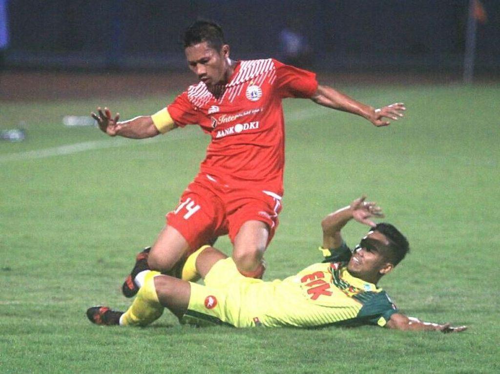 Berbagi Poin, Persija dan Kedah FA Saling Lempar Pujian