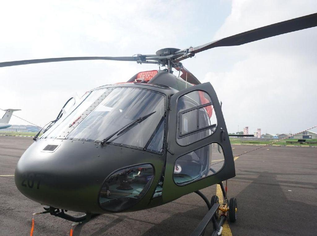 Ini Canggihnya Pesawat dan Heli Perang PTDI untuk TNI