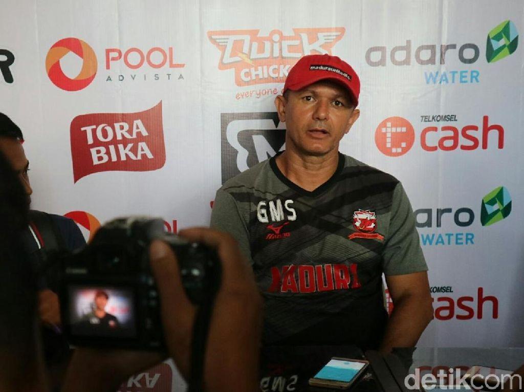 Kalteng Putra Rekrut Gomes De Oliveira sebagai Pelatih