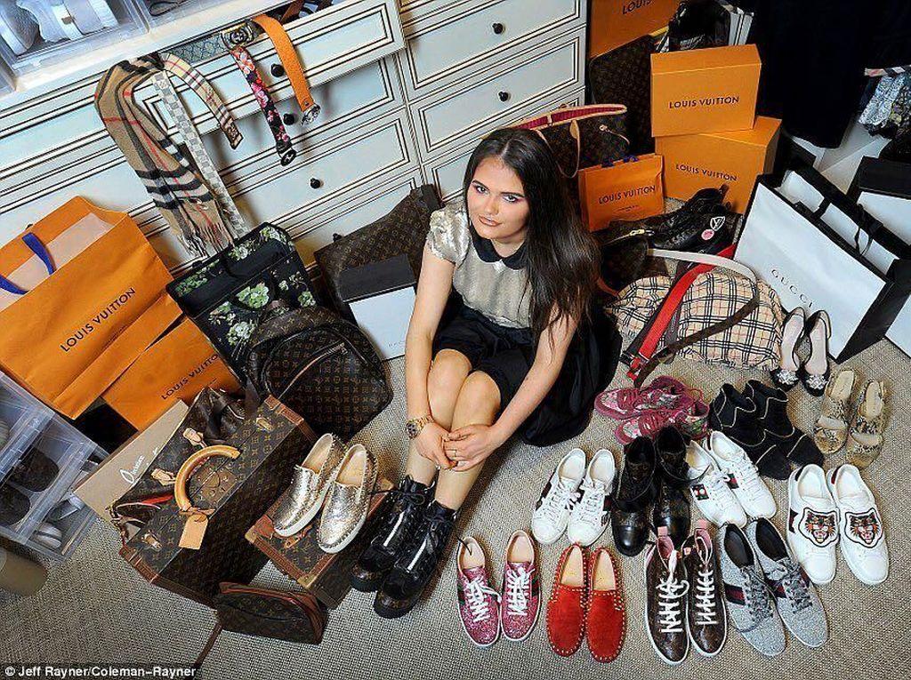 Luar Biasa! Uang Saku Gadis Ini Rp 91 Juta Perbulan, Siapa Dia?