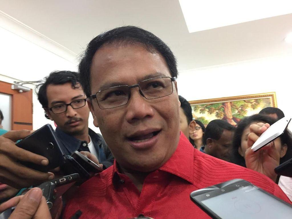Disebut Jadi Pimpinan MPR, Basarah: Keputusan Ada di Megawati