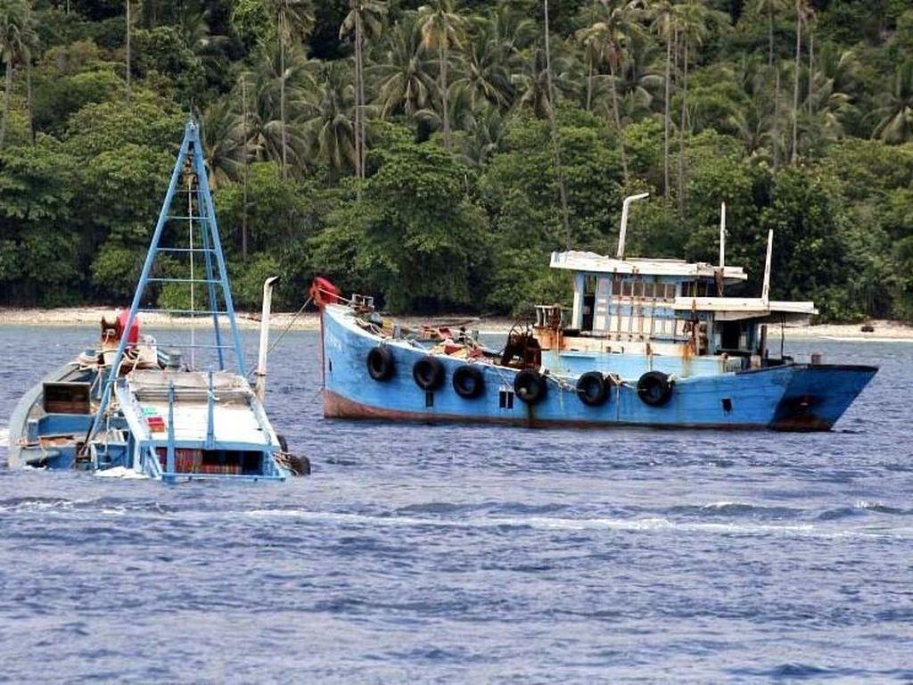 JK ke Susi: Kita Butuh Kapal, Ekspor Ikan Kita Turun