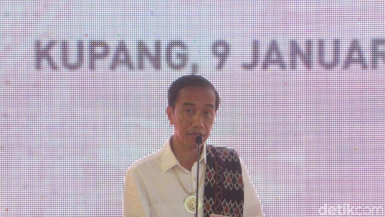 Jokowi: Penenggelaman Kapal untuk Efek Jera