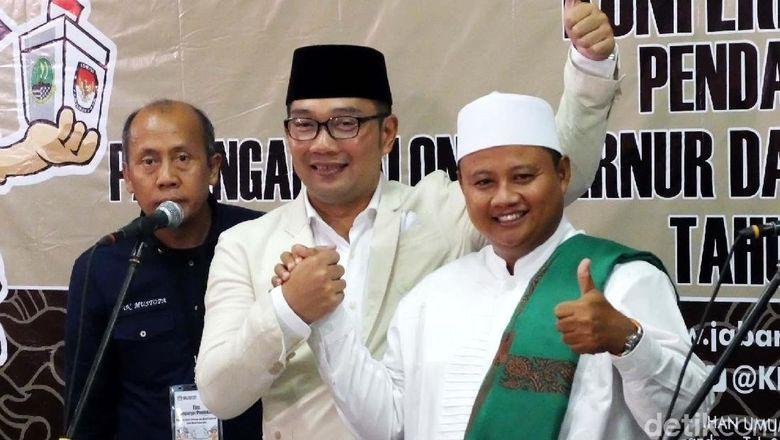 Ridwan Kamil Dilantik Hari Ini, Kubu Asyik Diminta Legawa