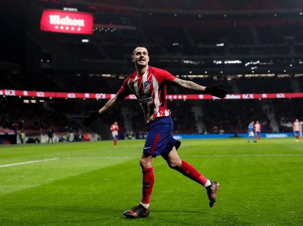 Vitolo Yakin Akan Banyak Bersenang-senang di Wanda Metropolitano
