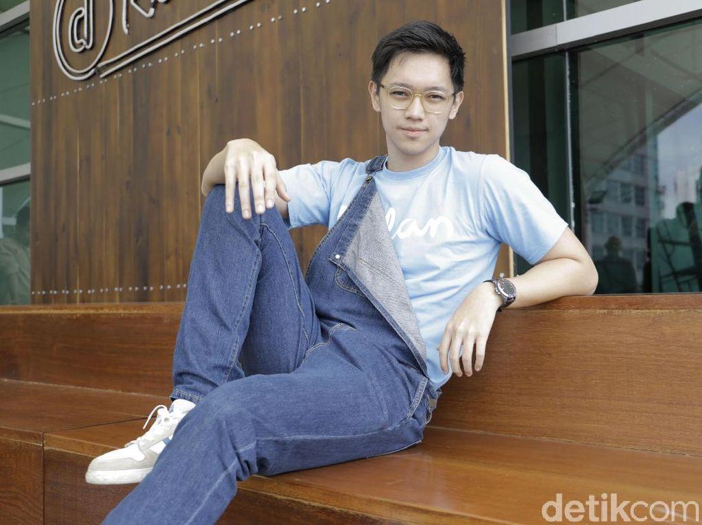 Ada Gempa, Brandon Salim Tak Kaget Banget