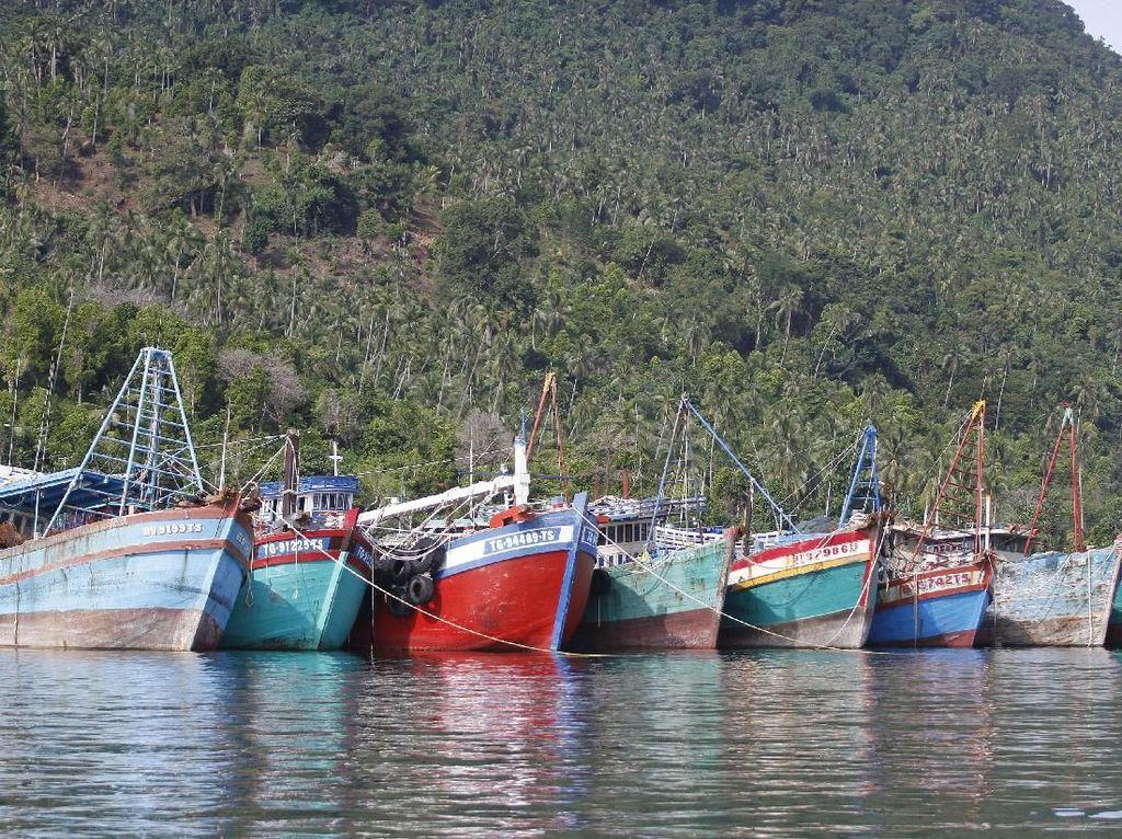 Cara Biar Kapal Asing Kapok Colong Ikan di RI