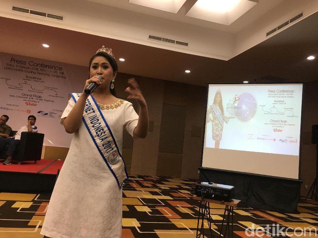 Misi APJII di Balik Kontes Miss Internet 2018