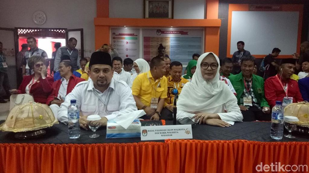 Pilwalkot Makassar, Duel Independen Vs Parpol