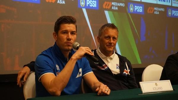 Jauh-jauh ke Indonesia demi Mempersiapkan Islandia yang Lebih Baik di Piala Dunia