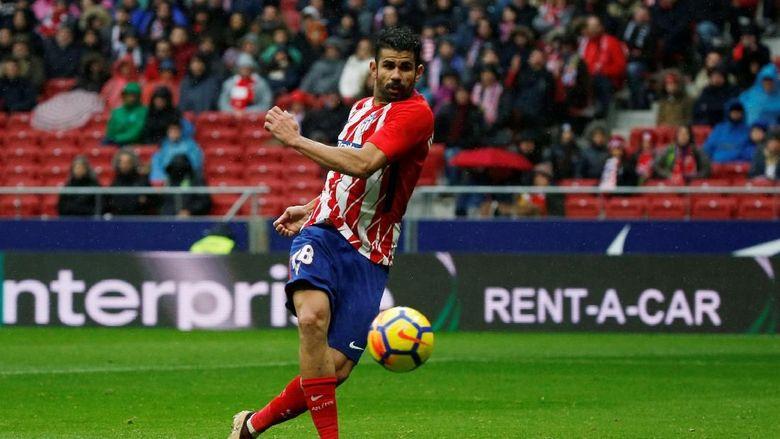 Costa Kembali, Atletico Berharap Trofi Datang Lagi