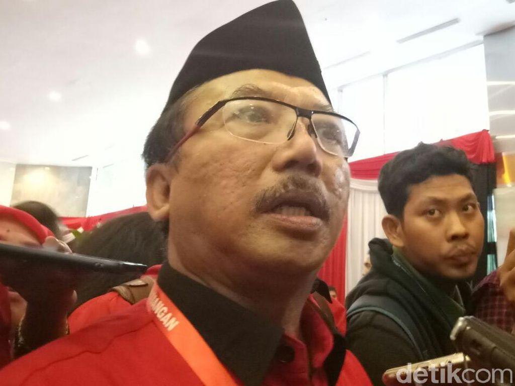 PDIP Senang Gerindra Ikut Usung Gus Ipul-Puti Guntur