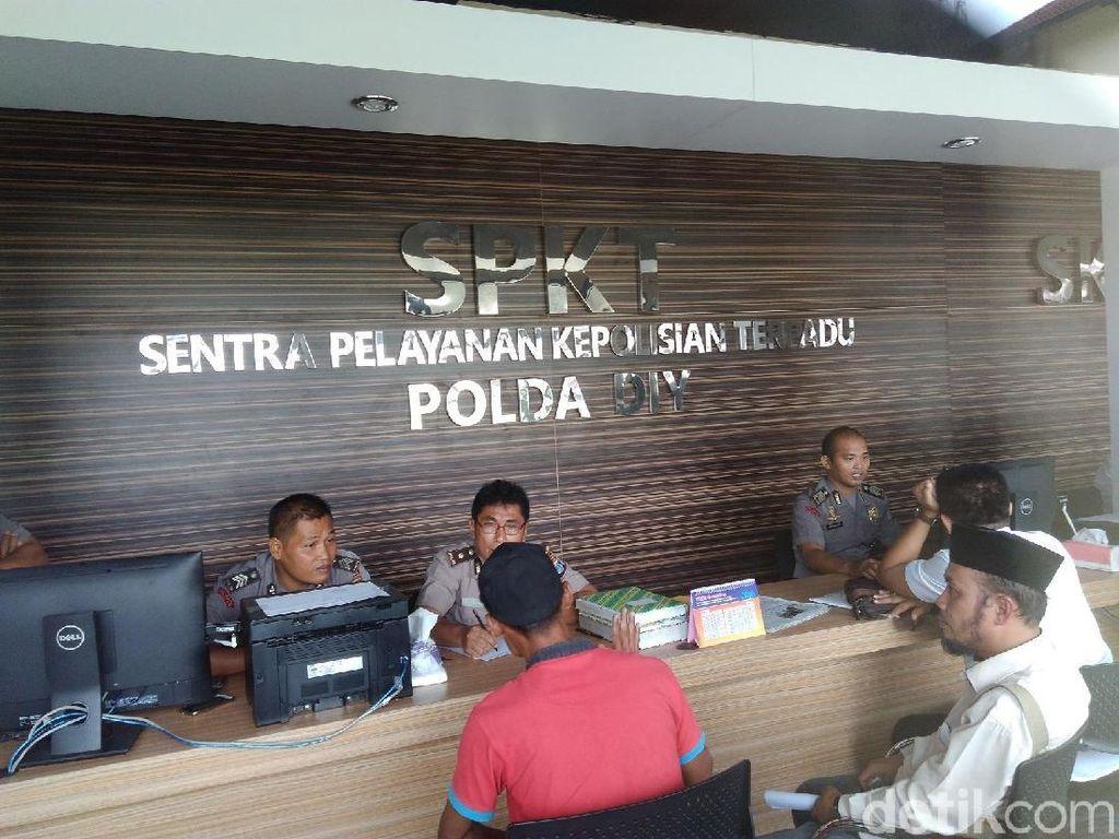 Ricuh Lahan Bandara Kulon Progo, Warga dan Aktivis Lapor Polda DIY