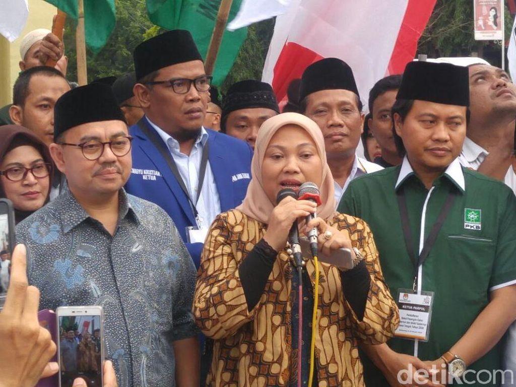 Sudirman-Ida Putus, Gerindra: Nggak Masalah, Dinamika Demokrasi